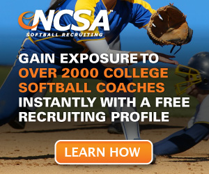 Softball College Recruiting