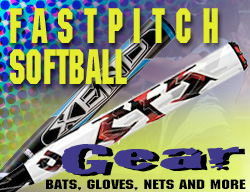 Fastpitch Softball Gear