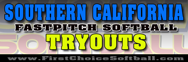 So Cal Fastpitch Softball Travel Teams 18u – First Choice
