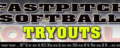 Fastpitch Softball Tryouts