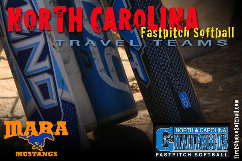 North Carolina Fastpitch Softball Travel Teams 10u-18u – First