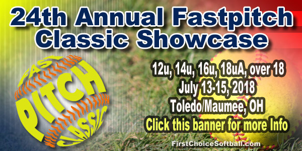 24th Annual Fastpitch Classic Showcase- Ohio