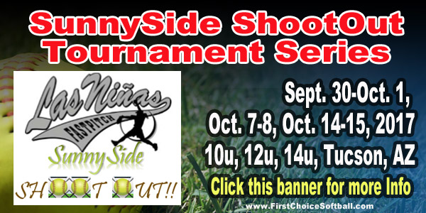 SunnySide ShootOut Tournament