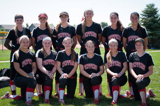 KC Peppers 16u, Olathe, Kansas