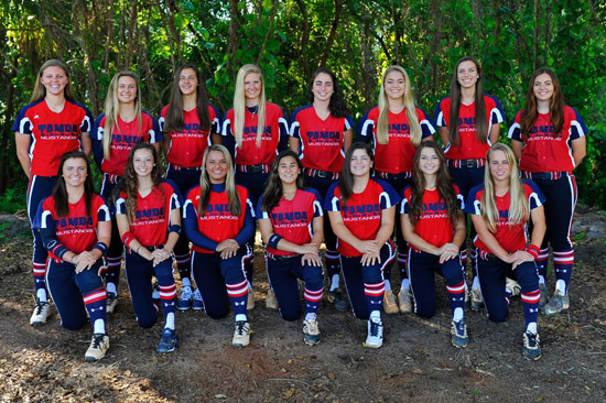 Tampa Mustangs 16u, Lakewood Ranch, Florida