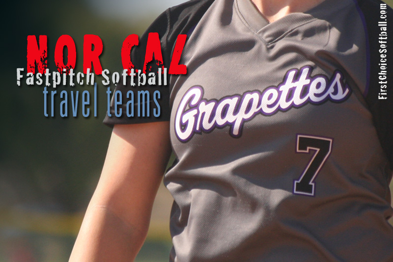 Northern California Fastpitch Softball Travel Teams