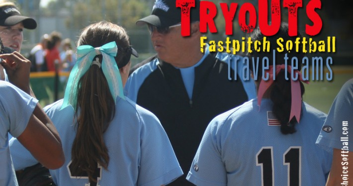 First Choice Softball Team Tryouts