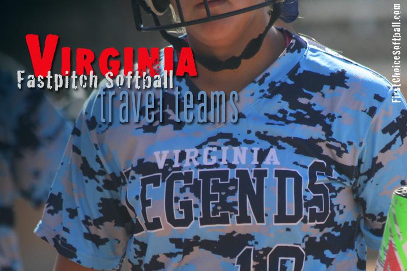 Virginia Fastpitch Softball Travel Teams