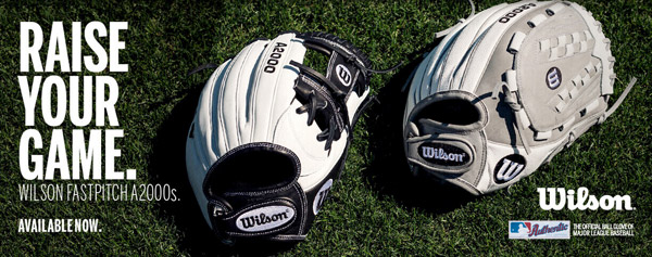 Wilson Fastpitch Gloves