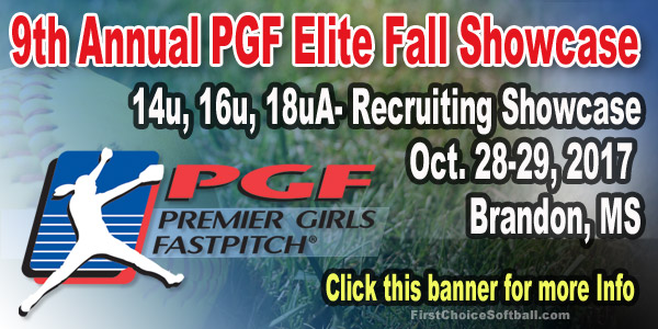9th Annual PGF Elite Fall Showcase