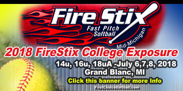 2018 FireStix College Exposure