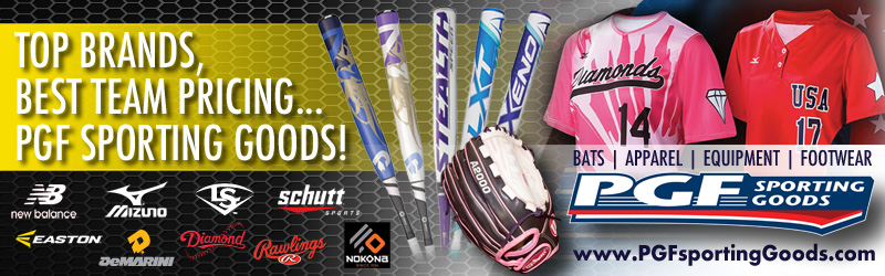 PGF Sporting Goods- Top Brands, Best Pricing! PGFSportingGoods.com