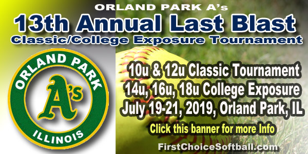 13th Annual Last Blast Tournment