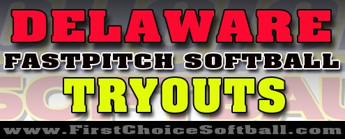 Delaware Fastpitch Softball Tryouts