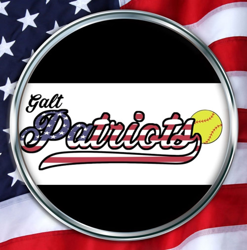 Galt Patriots Softball