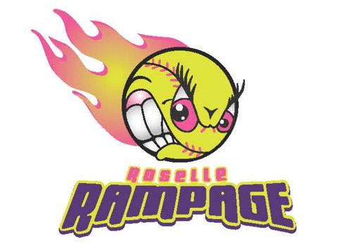 Roselle Rampage Softball