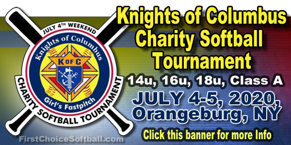 Knights of Columbus Charity Softball Tournament