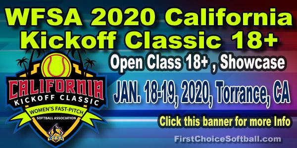 WFSA 2020 California Kickoff Classic 18+
