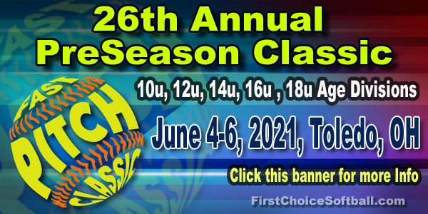 Fast Pitch Classic Tournaments