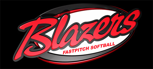 Blazers Softball