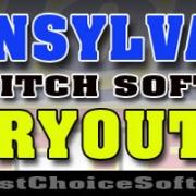 Pennsylvania Softball Tryouts