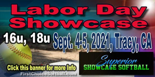 Labor Day Showcase