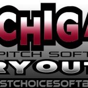 michigan softball tryouts